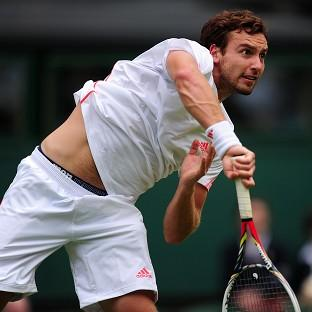 Latvia's Ernests Gulbis, pictured, will play Roger Fed