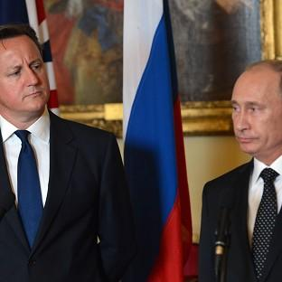 Prime Minister David Cameron and Russian President Vladimir Putin are to hold face-to-face talks on the Ukraine crisis