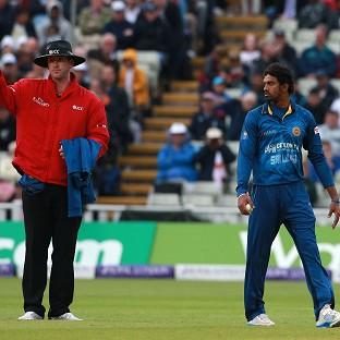 Jos Buttler was controversially run out by Sachithra Senanayake