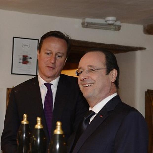 "Blackpool Citizen: Prime Minister David Cameron has spoken of the UK's ""unique"" relationship with France."