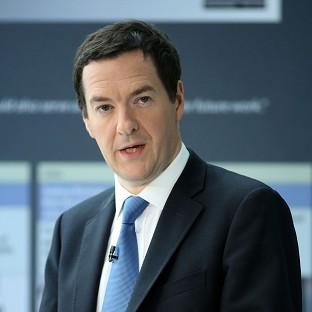 Blackpool Citizen: George Osborne said the Government needs to be alert to the build-up of debt in the housing market