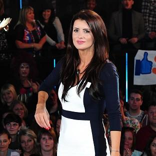 Helen Wood arriving to enter the Big Brother house at Elstree Studios, Borehamwood, at the start of the lates