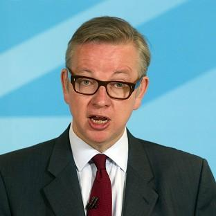 Blackpool Citizen: Michael Gove has denied that he was considering his position in the Cabinet