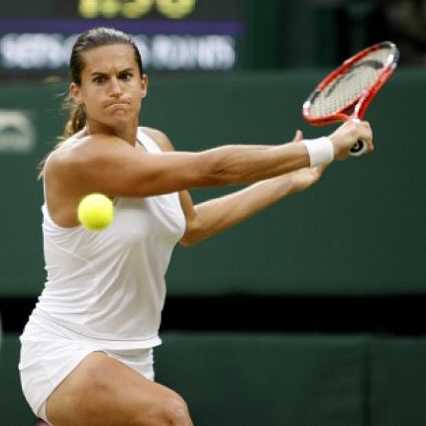 Blackpool Citizen: Amelie Mauresmo, pictured, will work with Andy Murray