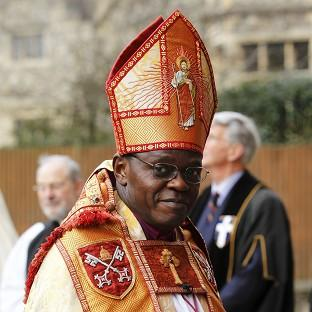 The Archbishop of York says inequality in British