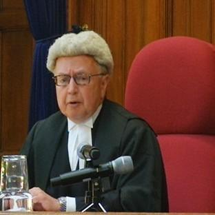 Blackpool Citizen: Lord Justice Gross in the Court of Appeal, London, which has ruled the 'core' of a major terrorism trial can be held in secret