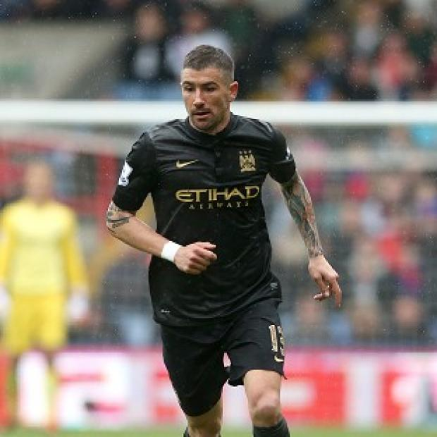 Blackpool Citizen: Aleksandar Kolarov has signed a new deal with Manchester City
