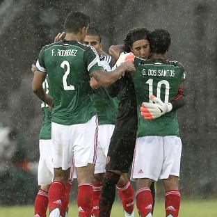 Mexico got off to a winning start (AP)