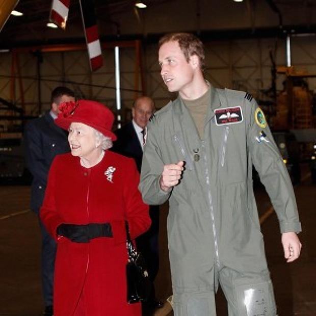 Blackpool Citizen: Prince William is more popular with the public than his grandmother, a poll suggests
