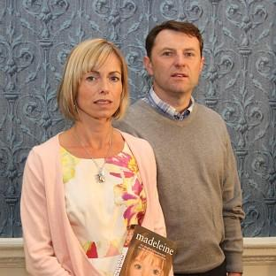 Blackpool Citizen: Kate and Gerry McCann were due to give statements in a Portuguese court about accusations in a former police chief's book