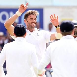 Liam Plunkett claimed two wickets in two balls at Headingley