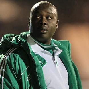 Stephen Keshi has guided his Nigeria team to the brink of the World Cup knockout stages