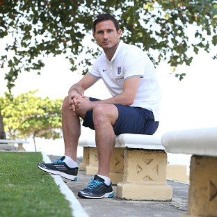 Frank Lampard is undecided about his international future