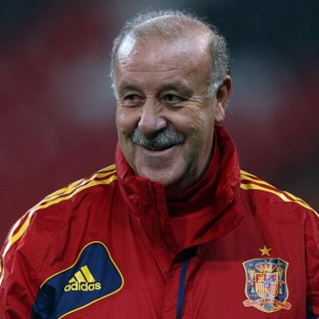 Blackpool Citizen: Spain manager Vicente del Bosque will make a decision on his future within the next week