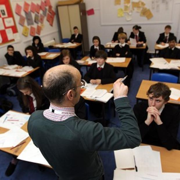 Blackpool Citizen: Classroom discipline is said to be better in private schools