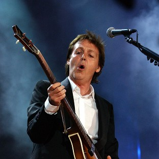 Sir Paul McCartney says he is feeling great despite his recent health issues