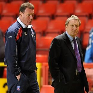 Mick Jones, pictured left, insists Neil Warnock has a point to prove in the