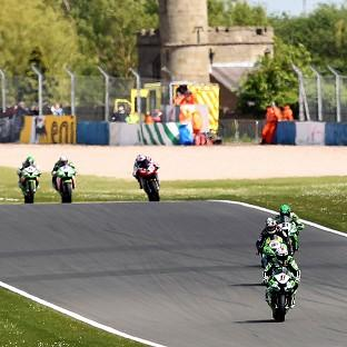 Donington Park's Dunlop Straight will reverberate to the sound of Mo