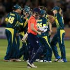 Blackpool Citizen: Australia regained the Ashes with victory at Hove