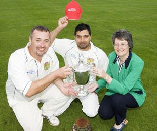 Blackpool Citizen: Lee Yeomans, Mohammed Nadeem and Deborah Wood