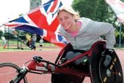 Medal miss for Blackpool paralympic hero Shelly