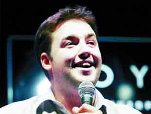 Interview: Jason Manford