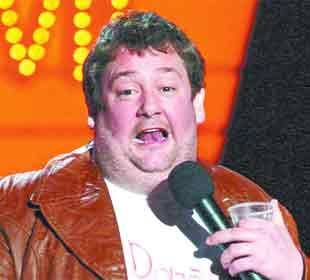 Interview: Johnny Vegas