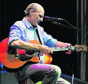 Blackpool Citizen: Review: James Taylor @ MEN Arena, Manchester