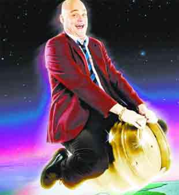 Review: Al Murray @ King George's Hall, Blackburn