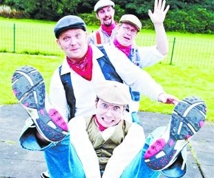 Interview: Bernard Thresher of The Lancashire Hotpots